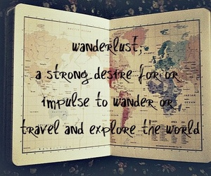travel, wanderlust, and world image