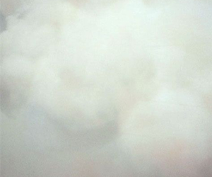 clouds, pale, and photography image