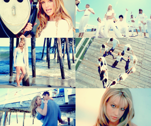 britney spears, sometimes, and baby one more time image