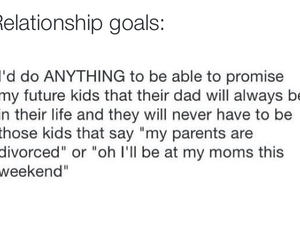father, goals, and Relationship image