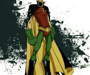 batman, DC, and robin image