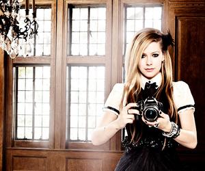 Avril, Avril Lavigne, and camera image