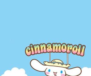 cinnamoroll and sanrio image