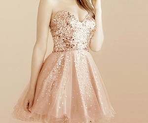 pretty, cute, and dress image