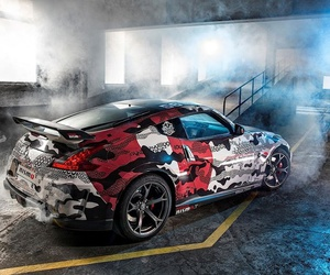 awesome, cool car, and camo image