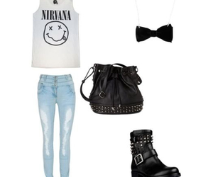hipster, cute, and outfit image