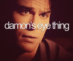 the vampire diaries, damon, and damon salvatore image