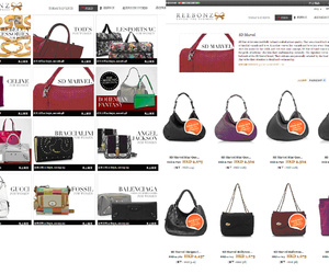 handmade handbags, weave leather handbags, and hand woven handbags image