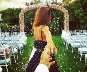 follow me and couple image