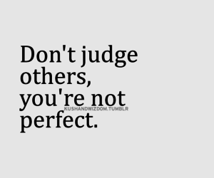 quote, judge, and perfect image