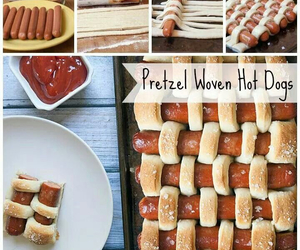 bread, hot dogs, and sausages image