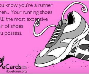fit, funny, and shoes image