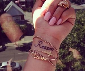 reason, tatoo, and tatouage image