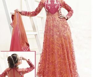 designer salwar kameez, designer anarkali suit, and wedding anarkali suits image
