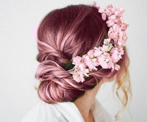 beauty, hair, and lovely image
