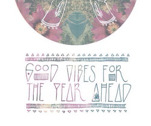 vibes, good vibes, and quote image