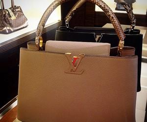 fashion, bag, and LV image