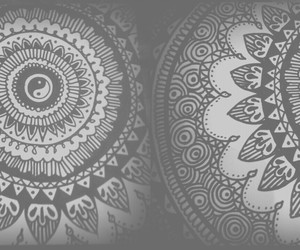 art, artist, and black&white image