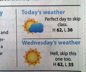 funny, lol, and weather image