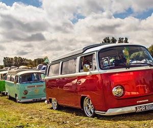 camper van, photography, and vw image