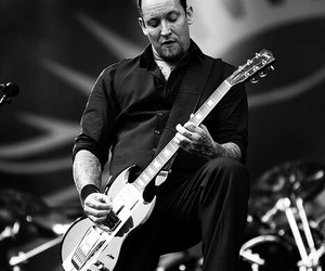 guitar, rock, and volbeat image