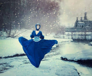 fantasy and winter image