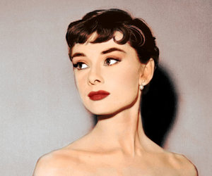 audrey hepburn, vintage, and actress image