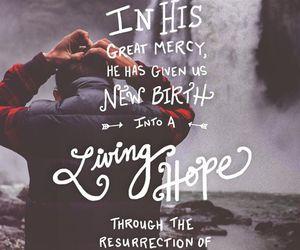god, Christ, and hope image