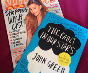 book, tfios, and mag image