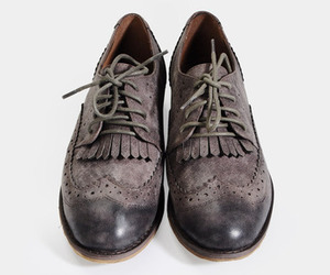 oxford shoes, shoes, and vintage image