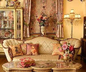vintage room image