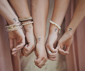 tattoo, anchor, and friends image