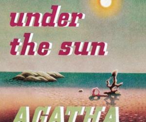 agatha christie and murder image