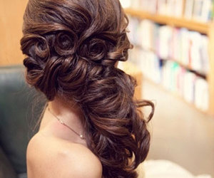 accessories, beauty, and dresses image