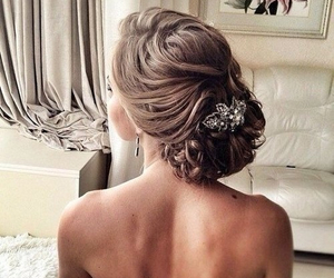 accessories, beauty, and hairstyle image