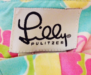 fashion and lilly pulitzer image