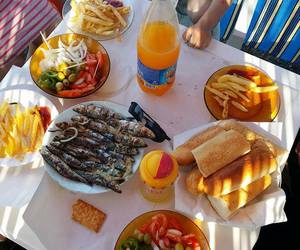 food, marokko, and eten image
