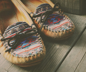 shoes and moccasins image