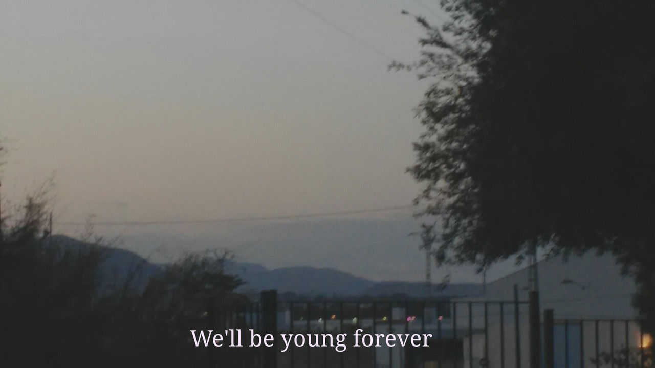 forever, grunge, and young image