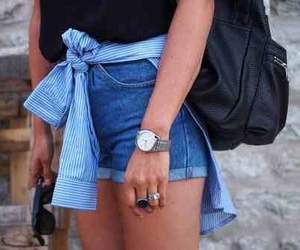 shorts, style, and fashion image