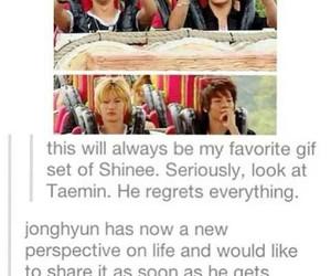 funny, SHINee, and Jonghyun image