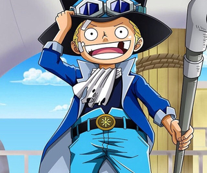 anime, pirate, and one piece image