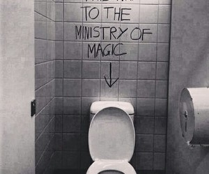harry potter, ministry of magic, and magic image