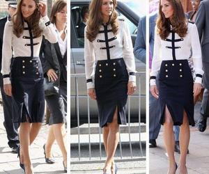 elegant, fashion, and pencil skirt image
