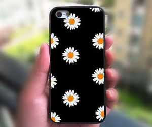 daisy and iphone case image