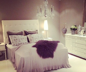 bedroom, room, and luxury image