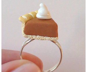 food, jewelry, and miniature image