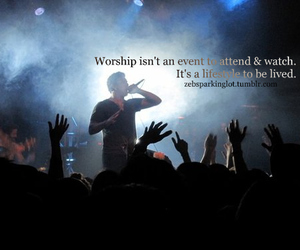 god, lifestyle, and worship image