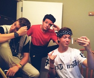 taylor caniff, matthew espinosa, and aaron carpenter image