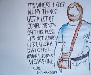 alan, comedy, and funny image